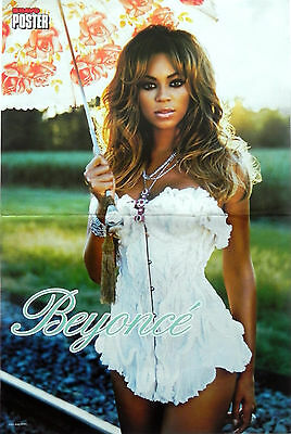 BEYONCE Giselle Knowles-Carter & AVRIL LAVIGNE POSTER