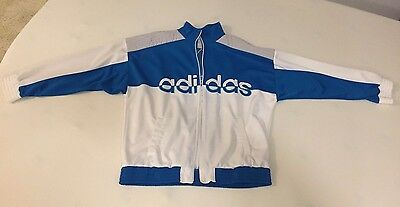 Vintage Adidas Track Suit Jacket and Pants XL