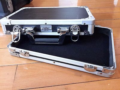 Guitar effect pedalboard in good condition