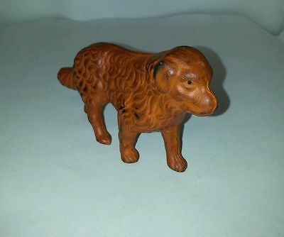 Vintage 1940's to 1950's Hartz Dog Brown Colored Dog Chew Toy