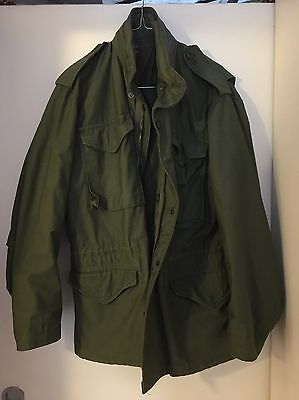 M65 Vintage Field Jacket - Verte./ Alpha Industries