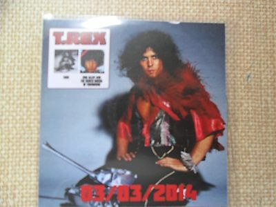 MARC BOLAN & T.REX  PROMO Tanx & Zinc Alloy anniversary CD  sampler SEE PICS..!!