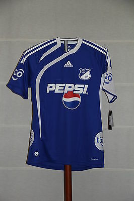 Millonarios FC 2009 Football Shirt (Colombia) RARE (Size M) BNWT NEW