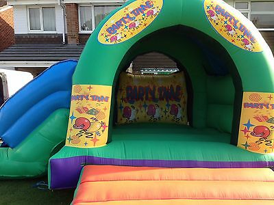 bouncy castle Slide Combo 19' X 15'