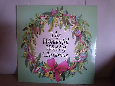 The Wonderful World Of Christmas LP 1985 Reader's Digest – RDS 10330