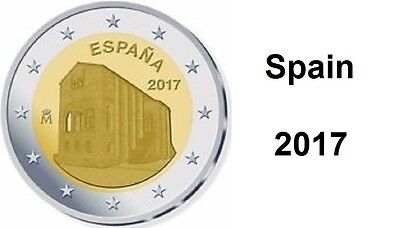 2 Euro - Spain 2017 - Kingdom of Asturias