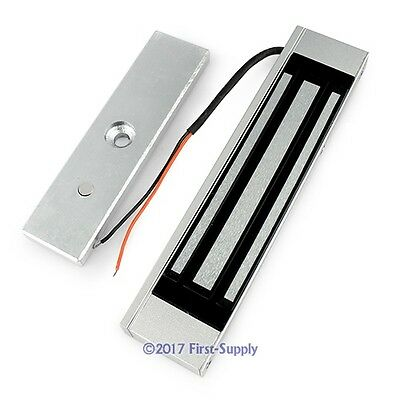 180KG 390lbs Electric Magnetic Lock For Access Control System Door Phone System