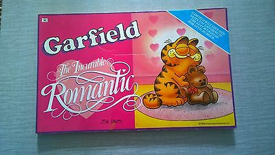 Vintage Garfield book 'The incurable Romantic'
