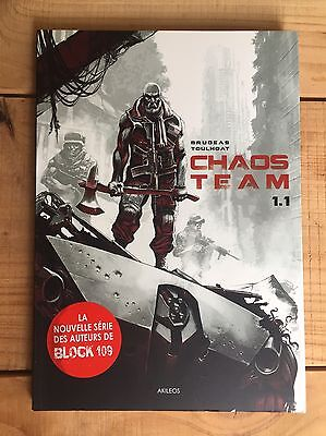 Chaos Team - Tome 1.1 - Edition Originale - Bon Etat