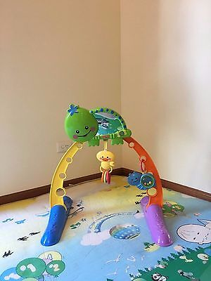 Fisher-Price baby gym in great condition
