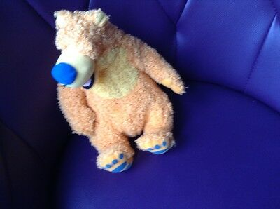 Bear In The Big Blue House Cuddly Toy