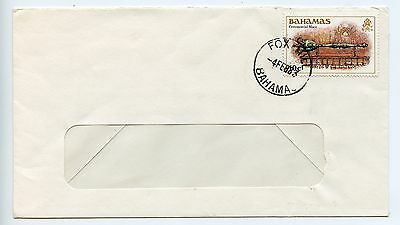 Bahamas cover used Fox Hill 1983 (L360)