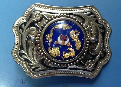 Vintage Shriner's Belt Buckle