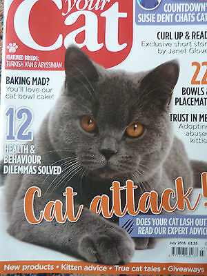 Your Cat July 2016