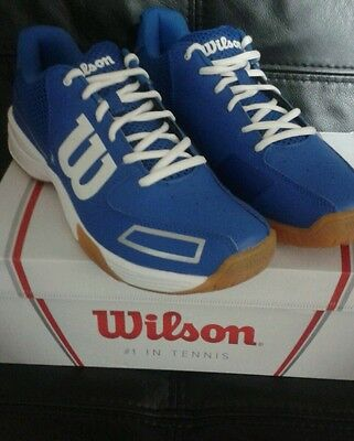 New Wilson Tennis/Squash shoes UK size 9