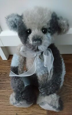 Charlie Bears Swatch Mohair Limited Edition 90/450