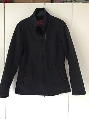 Musto Zp176 Size 12 Black Jacket