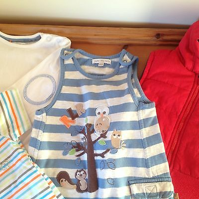 Baby boys bundle of clothes, Rocha, Mothercare, baby Q, 6 to 9 months, winter