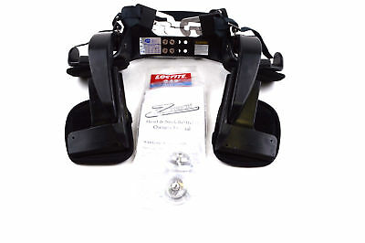 Z Tech Head And Neck Restraint Device