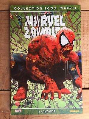 Marvel Zombies - Tome 1 : La famine - Collection 100% Marvel - TBE