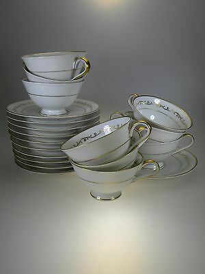 Heinrich 78358 (Pattern Number)  9 Cups & 11 Saucers
