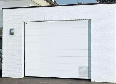 Portone Hormann Porta GARAGE SEZIONALE Hörmann RENOMATIC L-2375 H-2125mm