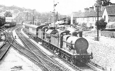 Photo Of Train From Bournemouth Near Radstock
