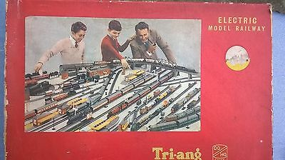 Triang 00 RS.4 Train Set
