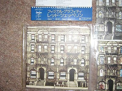 Led Zeppelin Cd Physical Graffiti.  Japan .unplayed Condition.