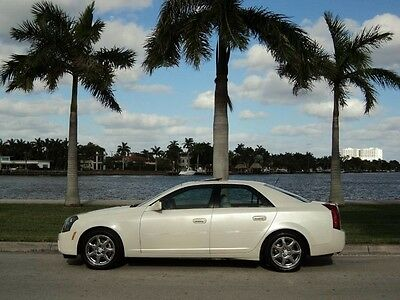 2003 Cadillac CTS  2003 CADILLAC CTS RARE 5SPD LOW 48K MILES FLORIDA CLEAN NON SMOKER ACCIDENT FREE