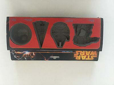Star Wars Silicone Ice Cube/Cake Trays