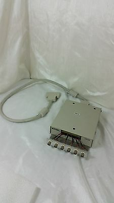 National Instruments Scb-68 With Cable Model 184749B-01 Wired Used Calc Shipping