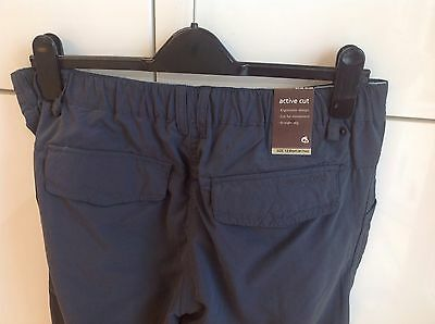 craghoppers ladies trousers. nosi size 12S