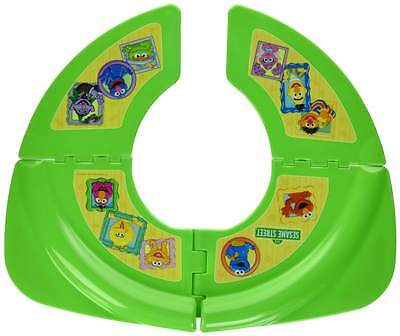 portable toilet seat for toddlers Sesame Street Travel Folding Potty Seat kids