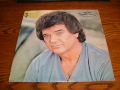 Conway Twitty Rest Your Love On Me Lp Album
