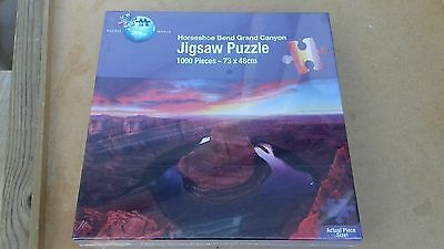 Puzzle World jigsaw puzzle 1000 piece NEW and SEALED.