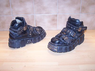 chaussures new rock t42