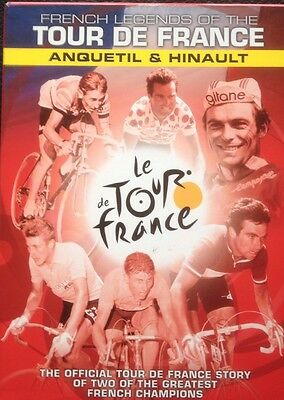 Radsport Cycling DVD Paket Hinault Anquetil Tour De France Baby 2