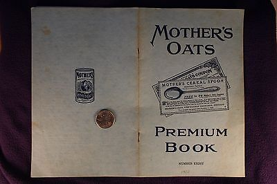 1923 Mother Oats Premium Book