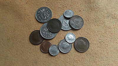 Coin collection Holland Netherland