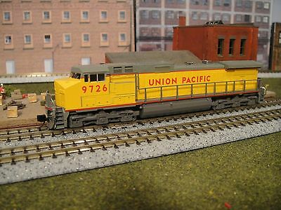 N scale Kato 176-3305 C44-9W Union Pacific #9726 New DCC Ready
