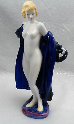 Royal Doulton The Bather Nude Lady Hn4244 Limited Edition Rare