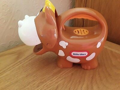little tikes cow torch sound effects toy
