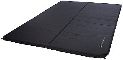 Self inflating camping mat Double by Outwell 3 Cm 5709388046741 Now !/2 Price