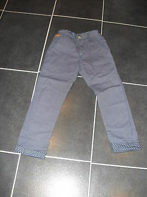 Ted Baker Boys Trousers With Adjustable Waist Age 6 Years