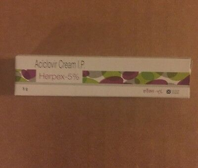 Herpes Cream Extra Strength (Sealed In Box)