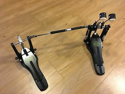 Mapex Armory Double Bass Drum Pedal (P800TW) - Including Mapex Case