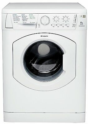Hotpoint Aquarius Washing Machine White