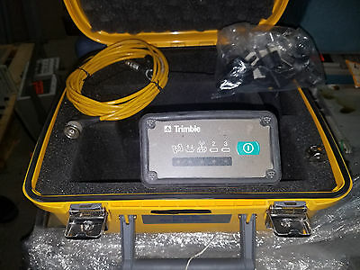 Trimble 4700 With 1 Cable And Accessories