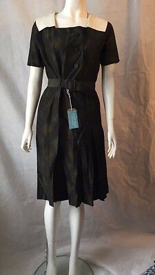1940s WW2 era dress